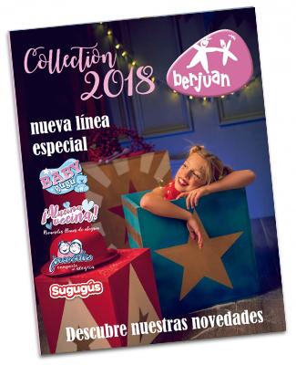 Disponible nuevo catálogo Berjuan Colección 2018