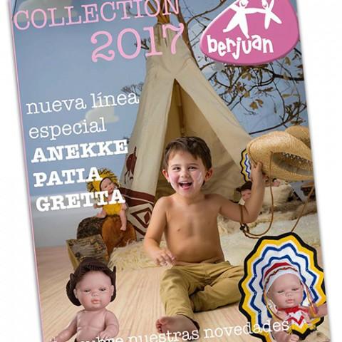 Disponible nuevo catálogo Berjuan Colección 2017