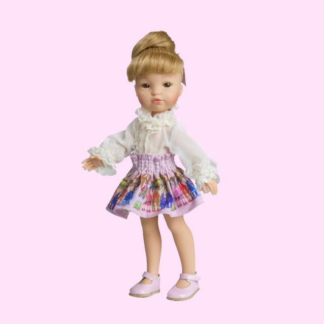 Ref. 4009 – Gretta My Doll&Me