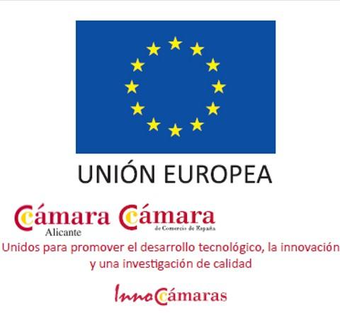BERJUAN ha sido beneficiaria del Fondo Europeo de Desarrollo Regional